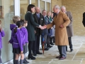 Official opening with Prince Charles (3)
